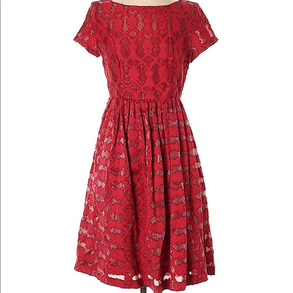 Anthropologie Moulinette Soeurs Dresses & Skirts - Anthropologie Moulinette Soures Dress 0
